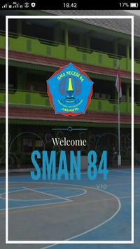 SMA Negeri 84 Jakarta poster