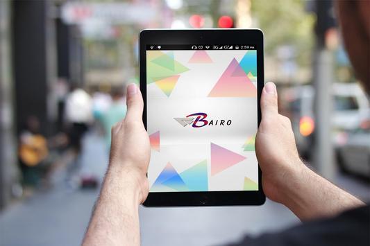 Bairo SmartMenu poster