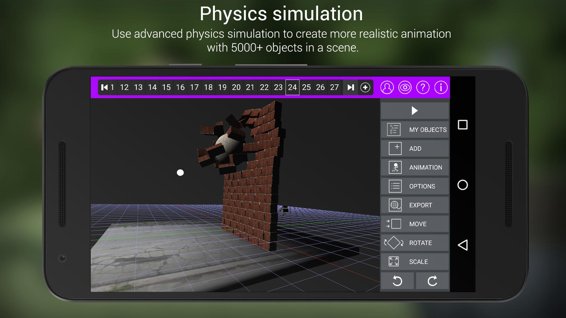 Iyan 3d - Make 3d Animations for Android - APK Download