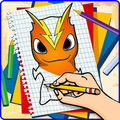 Draw Slugterra Characters