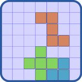 Fast Block Solver Wallpaper icon