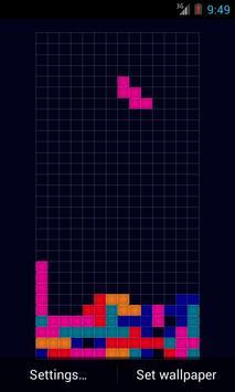 Fast Block Solver Wallpaper apk screenshot