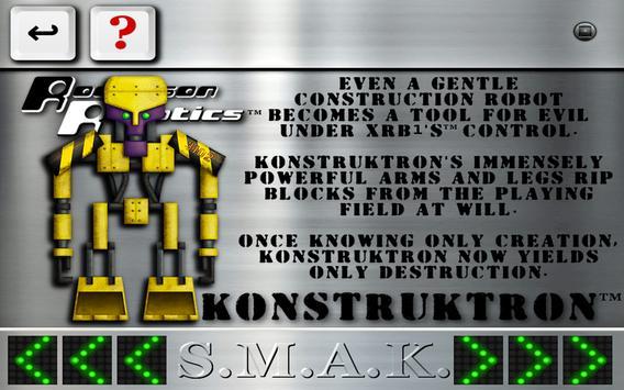 S.M.A.K. robots screenshot 5