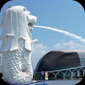 Singapore Live Wallpaper icon
