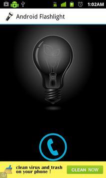 Dialer Flashlight poster