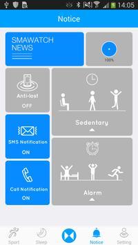 SMA HEALTH TRACKER apk screenshot