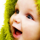 small baby wallpaper icon