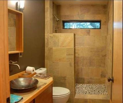 Small Bathroom Designs screenshot 2