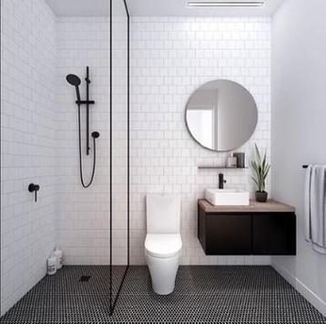 Small Bathroom Ideas poster