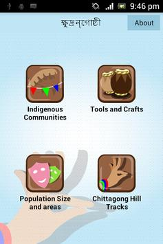 Small Ethnich Groups apk screenshot
