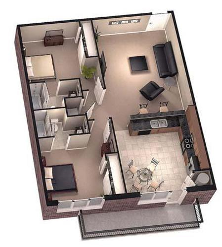 Small Home Design 3D APK 1.0 Download For Android