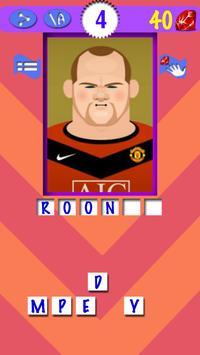 Soccer Players Quiz 2 apk screenshot