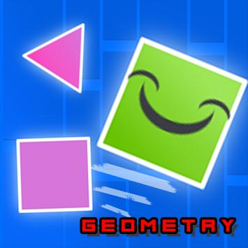 Geometry Rush Race poster
