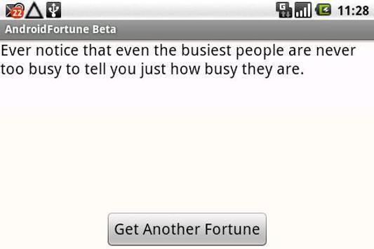 AndroidFortune apk screenshot