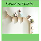 small bookshelf icon