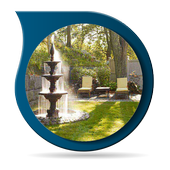 Small Backyard Water Features Design icon