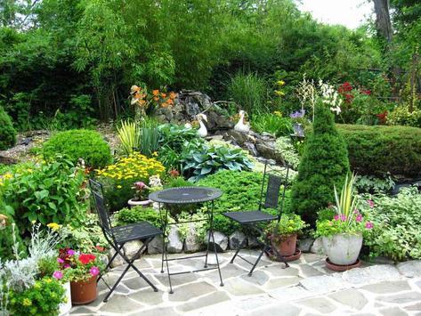 Small Garden Ideas screenshot 9
