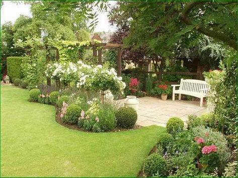Small Garden Ideas screenshot 1