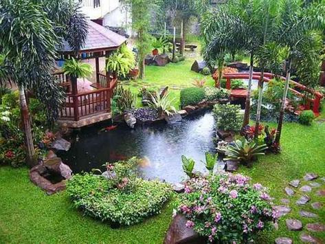 Small Garden Ideas screenshot 2
