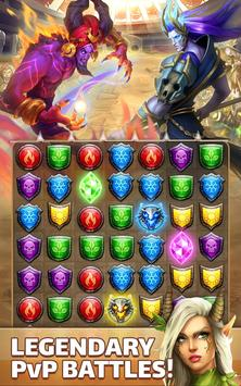 Empires & Puzzles: RPG Quest apk screenshot