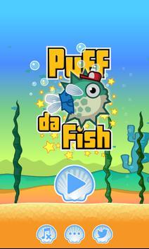 Puff Da Fish poster