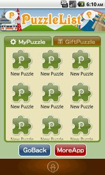 Puzzle Messenger screenshot 1