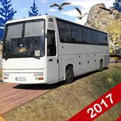 OffRoad Bus Drive Sim 3D 2017 icon