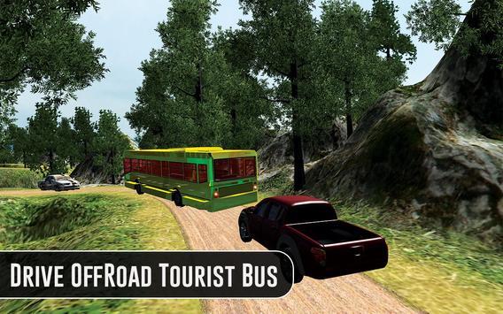 OffRoad Bus Drive Sim 3D 2017 apk screenshot
