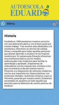 Autoescola Eduardo apk screenshot