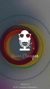 Voice Changer Pro : Funny Effects 😜 poster