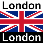 Map of London - Tourist Guide icon
