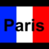 Map of Paris - Tourist Guide icon
