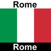 Rome Offline Map icon