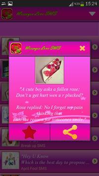3000+ Love Messages screenshot 3