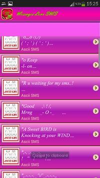 3000+ Love Messages screenshot 5