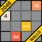 2048 Walls icon