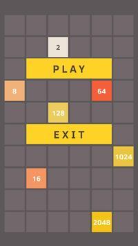 2048 Walls apk screenshot