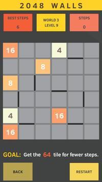 2048 Walls screenshot 5