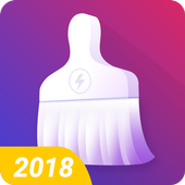 Smart cleaner-Android Booster& Cleaner icon