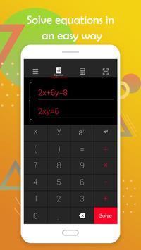 Math Calculator poster