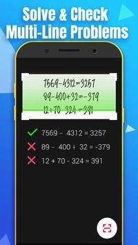 數學計算器 - 通過拍照解決數學問題 截圖 2