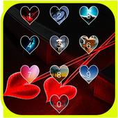 Love Keypad Lock Screen icon