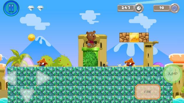 Adventure Bear Story screenshot 4