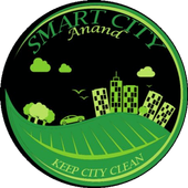 Smart City Anand icon