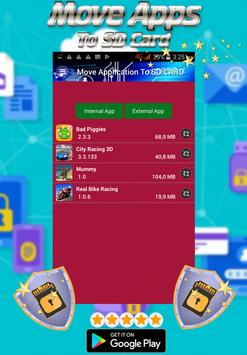 Move Apps to Sd Card screenshot 3