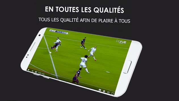 smart tv football en direct apk screenshot