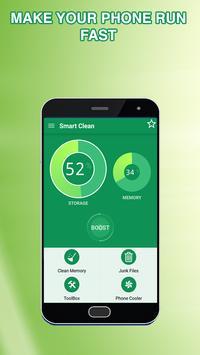 Master Clean - Speed Booster screenshot 1