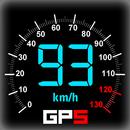 Smart Speedometer GPS - Digital Speed KMH, MPH-APK