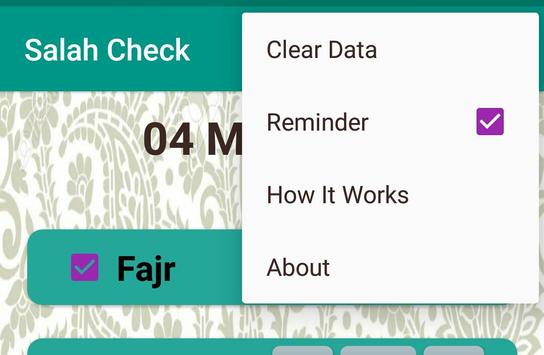 Salah Check screenshot 4