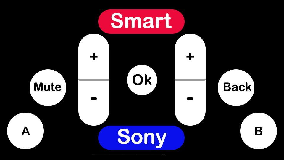Smart remote for sony tv for Android - APK Download